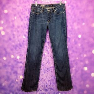 AG The Jessie curvy boot cut jeans